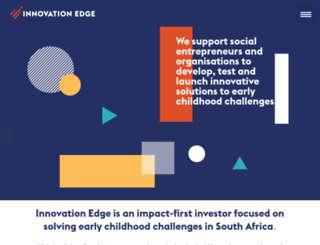 innovationedge.org.za screenshot