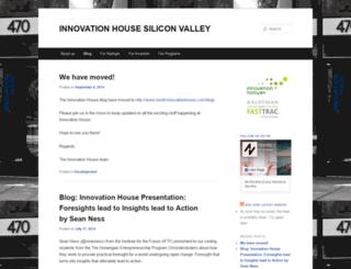 innovationhousesf.wordpress.com screenshot
