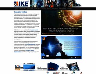 innovationinstitute.org.uk screenshot