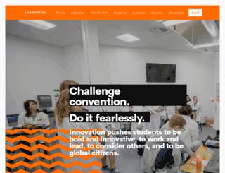 innovationspokane.org screenshot