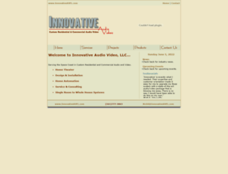 innovativeavfl.com screenshot