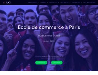innovativebusinessschool.com screenshot