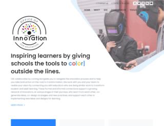 innovativeed.org screenshot