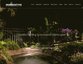 innovativenightscapes.com screenshot