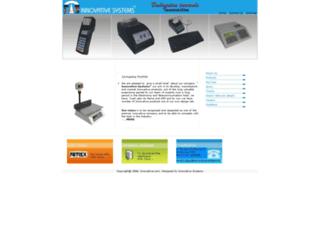 innovativesystems.co.in screenshot
