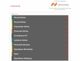 innovius.biz screenshot