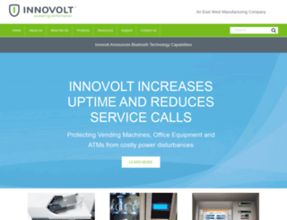 innovolt.com screenshot
