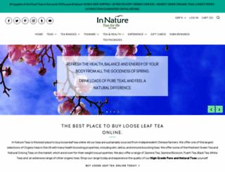 innteas.com screenshot