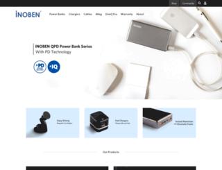 inoben.com screenshot