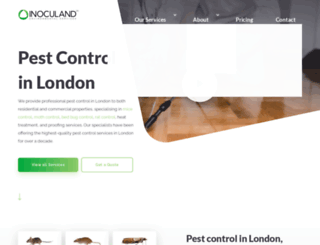 inoculand.co.uk screenshot