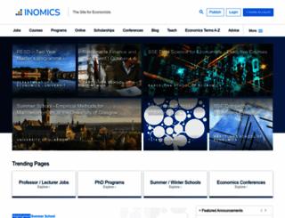 inomics.com screenshot
