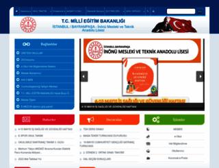 inonumtal.meb.k12.tr screenshot