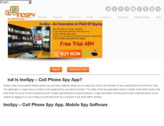 inospy.com screenshot