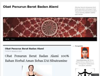 inovasiherbalterbaik2014.wordpress.com screenshot