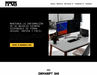 inovasoft.net screenshot