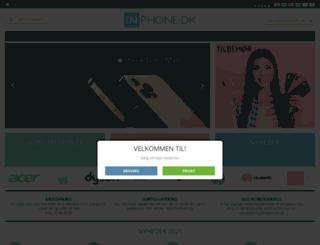 inphone.dk screenshot