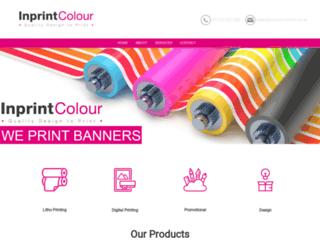 inprint-online.co.uk screenshot