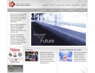 inps-rail.com screenshot
