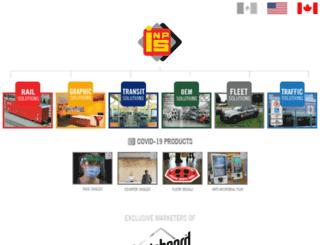inps.ca screenshot