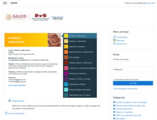inpsiquiatria.edu.mx screenshot