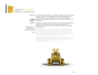 inputoutput.at screenshot