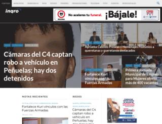 inqro.com.mx screenshot