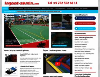 insaat-zemin.com screenshot