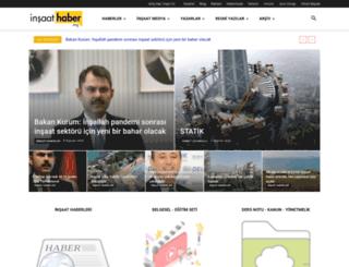 insaathaber.org screenshot