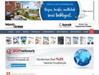 insaatyatirim.com screenshot