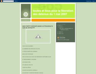 insad-1mai.blogspot.com screenshot