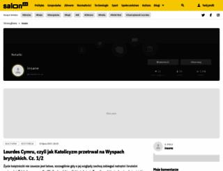 insane.salon24.pl screenshot