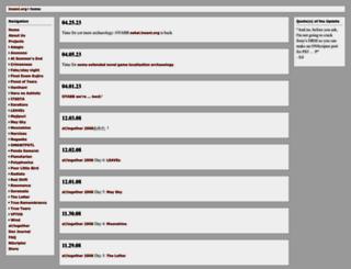 insani.org screenshot