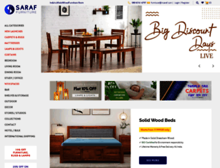 insaraf.com screenshot