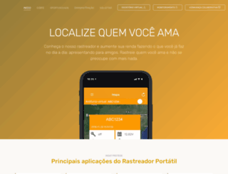 insatprotege.com.br screenshot