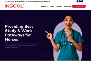 inscol.com screenshot