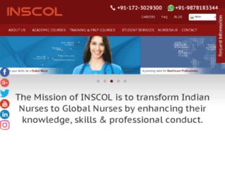 inscolacademy.com screenshot