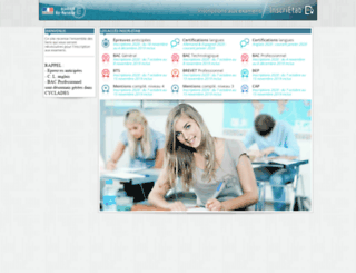 inscri-etab.ac-aix-marseille.fr screenshot
