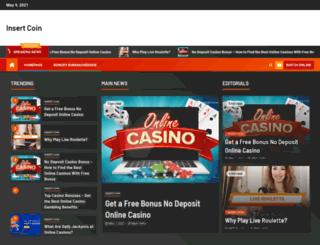 insertcoin-roms.org screenshot