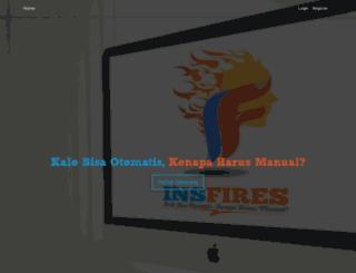 insfires.com screenshot
