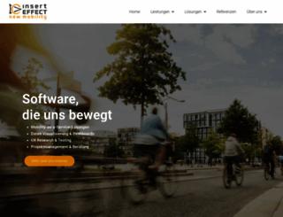 insfx.com screenshot