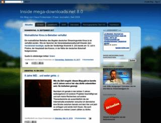 inside-megadownloads.blogspot.com screenshot