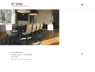 inside-web.fr screenshot