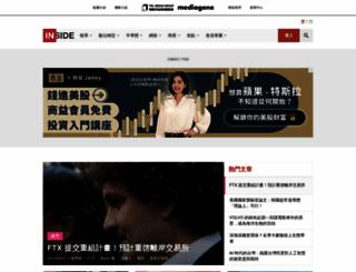 inside.com.tw screenshot