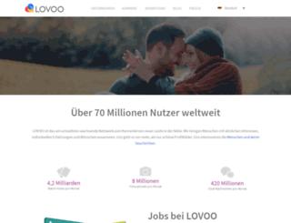 inside.lovoo.net screenshot