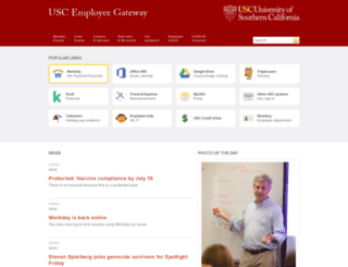 inside.usc.edu screenshot