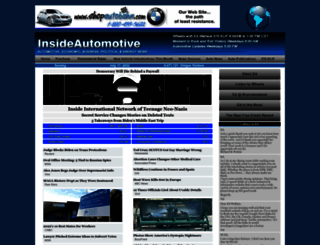 insideautomotive.com screenshot