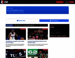 insidebasket.com screenshot