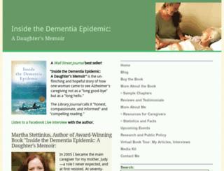 insidedementia.com screenshot