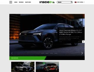 insideevs.com screenshot