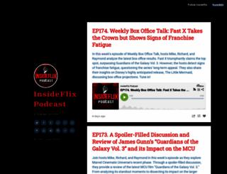 insideflix.com screenshot
